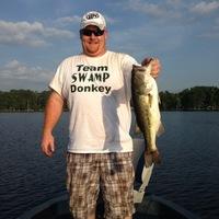 Lake Pinkston Fishing Report 07/16/2013