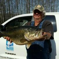 Caddo Lake Fishing Report 03/11/2017