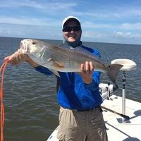 Matagorda Bay Fishing Report 10/14/2016
