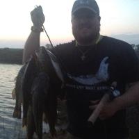 Lake Mineral Wells Fishing Report 04/06/2014