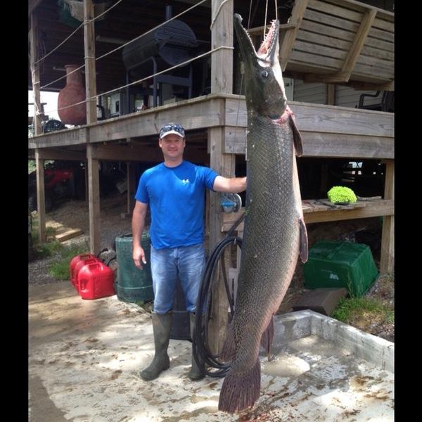 Lake Mary Fishing Report 05/03/2013