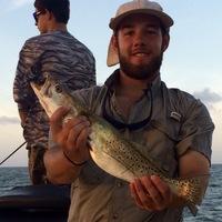Port Mansfield Fishing Report 03/13/2016
