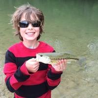 Pedernales River Fishing Report 08/05/2015