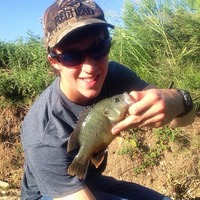 Crowley Ponds Fishing Report 07/16/2015