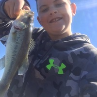 Rockwall Ponds Fishing Report 03/21/2017
