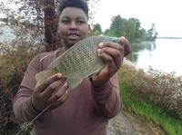 Martin Creek Lake Fishing Report 04/05/2015