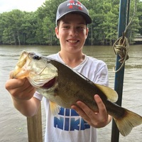 Caddo Lake Fishing Report 06/26/2016