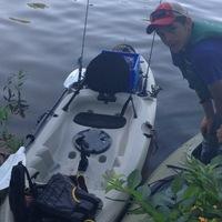 Waterloo Lake Fishing Report 06/13/2014