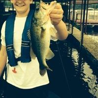 Lake Tyler Fishing Report 05/17/2015