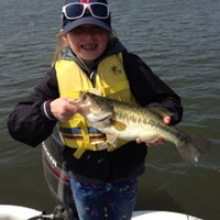 Jim Chapman Lake Fishing Report 03/20/2014