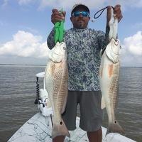 San Leon Ponds Fishing Report 05/12/2016