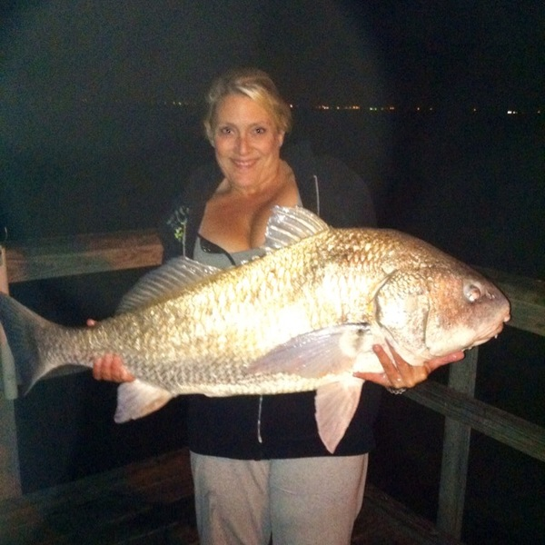 Goose Island State Park Fishing Report 11/09/2013