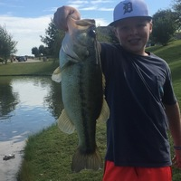 Prosper Ponds Fishing Report 04/20/2017