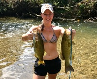 Stones River Fishing Report 09/23/2017