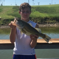 Grapevine Lake Fishing Report 09/25/2016