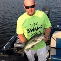 Lake Pinkston Fishing Report 08/17/2013