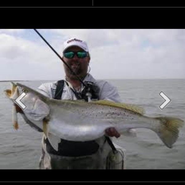 Corpus christi bay fishing reports fishingscout mobile app for Fishing report corpus christi texas