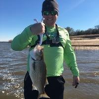 Somerville Lake Fishing Report 06/06/2017