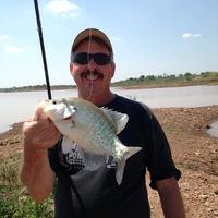 Lake Kickapoo Fishing Report 04/24/2014