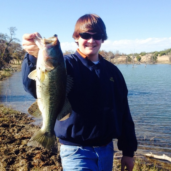 Rockwall Ponds Fishing Report 11/23/2014