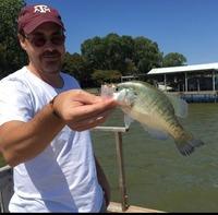 Eagle Mountain Lake Fishing Report 09/13/2015