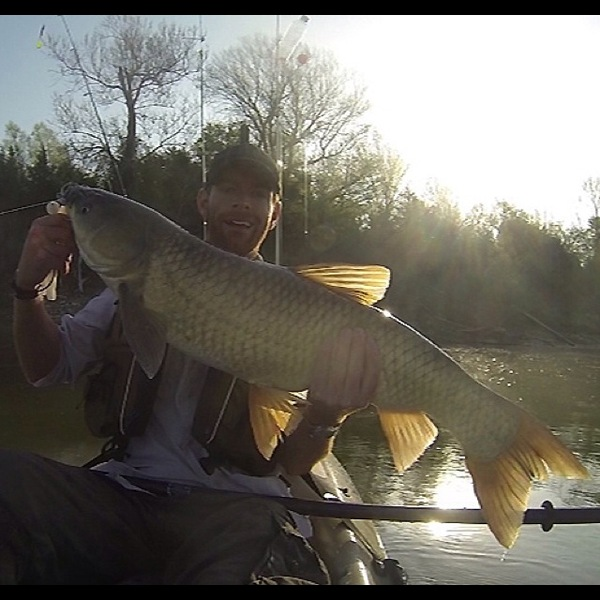 Red River Fishing Report 07/29/2013