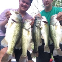 Lake Granbury Fishing Report 07/29/2016