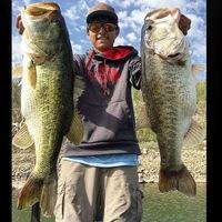 O.H. Ivie Lake Fishing Report 03/26/2016