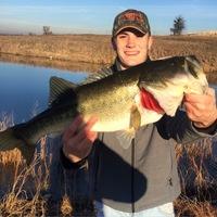 Denton Ponds Fishing Report 12/06/2015
