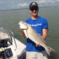 San Antonio Bay Fishing Report 10/29/2014