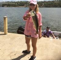 Lake Marble Falls Fishing Report 09/19/2015
