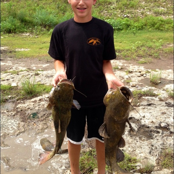 Llano River Fishing Report 07/18/2013