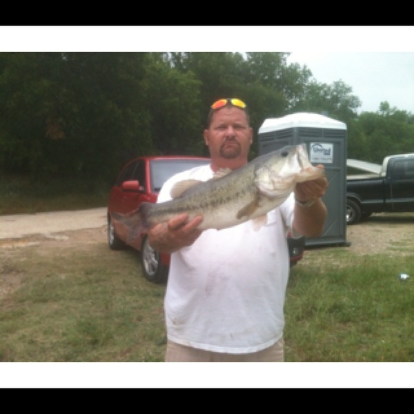 Lake Waxahachie Fishing Report 05/17/2013