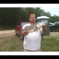Lake Waxahachie Fishing Report 05/17/2013