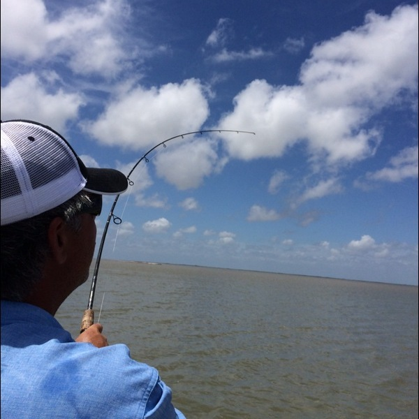 Inshore slam trout flounder redfish east matagorda bay for Matagorda fishing guides