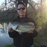 Weatherford Ponds Fishing Report 03/20/2016