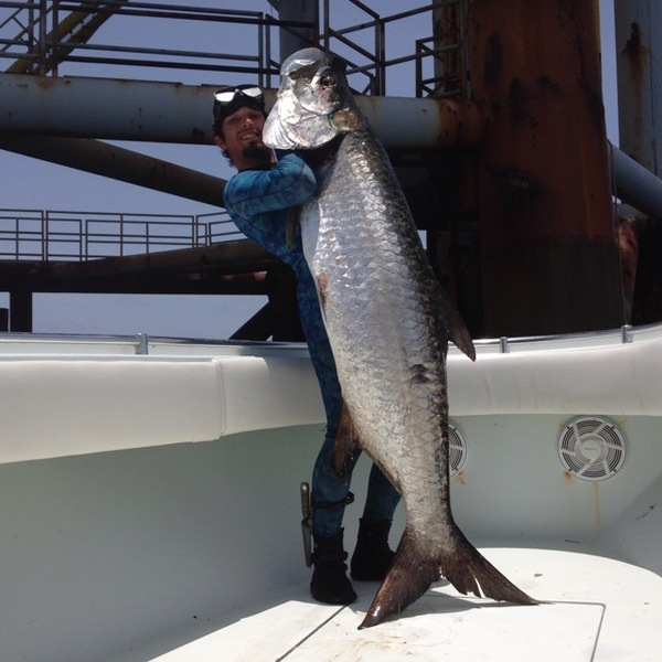 Port Fourchon Fishing Report 06/26/2013