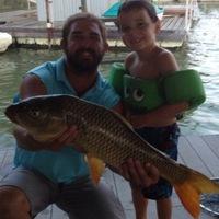 Lake Brownwood Fishing Report 08/19/2013