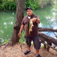 San Antonio River (Brackenridge Park) Fishing Report 03/31/2014