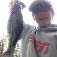 Ferndale Lake Fishing Report 04/05/2014