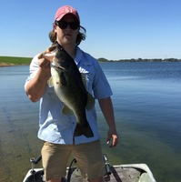Martin Creek Lake Fishing Report 03/24/2015