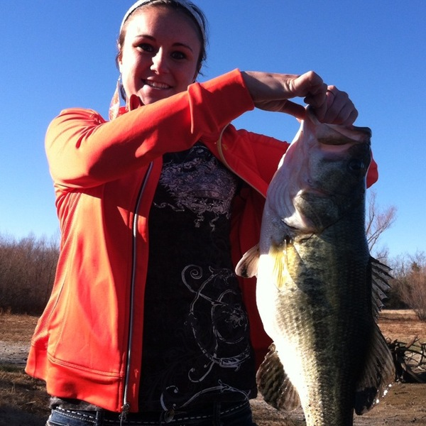Red River Fishing Report 05/14/2014