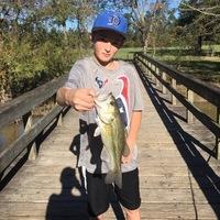 San Jacinto River Fishing Report 03/05/2016