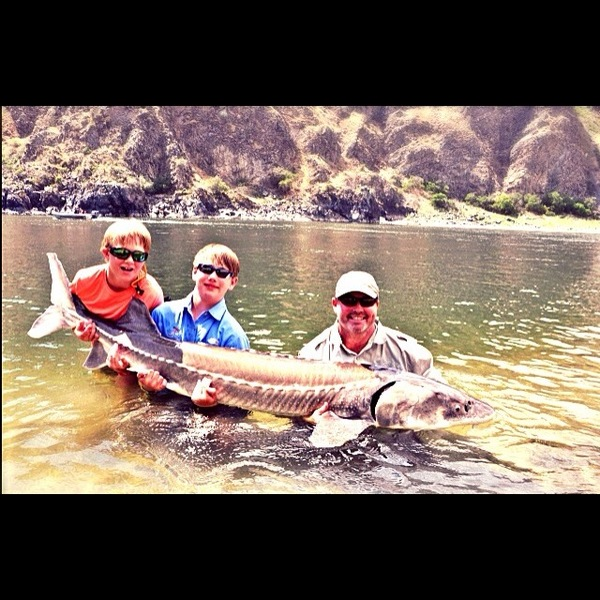 Upper Snake River Fishing Report 07/23/2013
