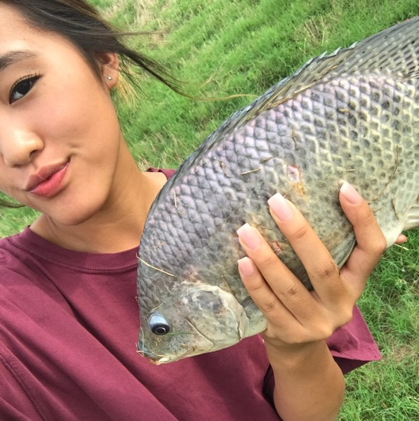 Cypress Ponds Fishing Report 05/29/2017