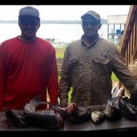Lake Bob Sandlin Fishing Report 06/29/2014