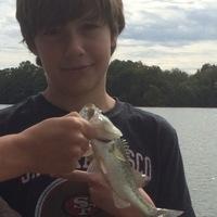 Shoal Creek Fishing Report 01/09/2016