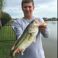 Alvin Ponds Fishing Report 05/04/2016