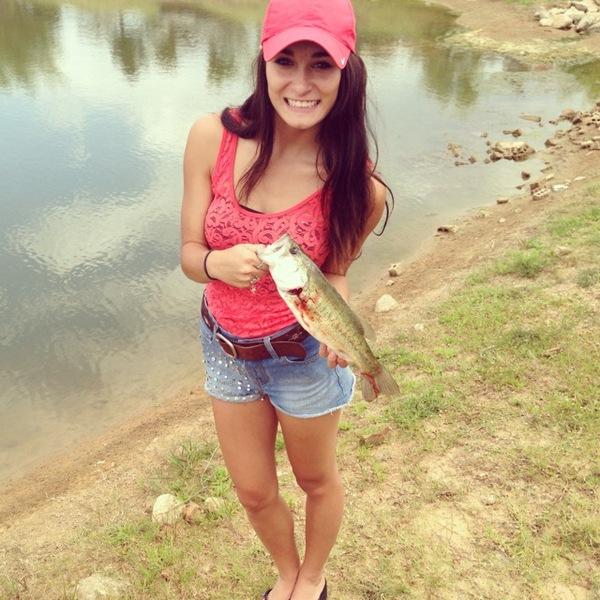 Denton Ponds Fishing Report 07/11/2013