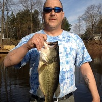 Oak Orchard Creek Fishing Report 04/29/2013